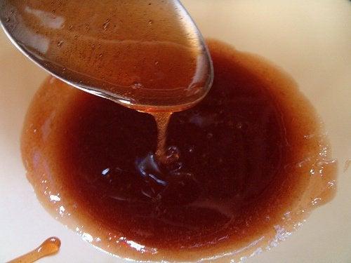 Rozgrzany wosk do depilacji