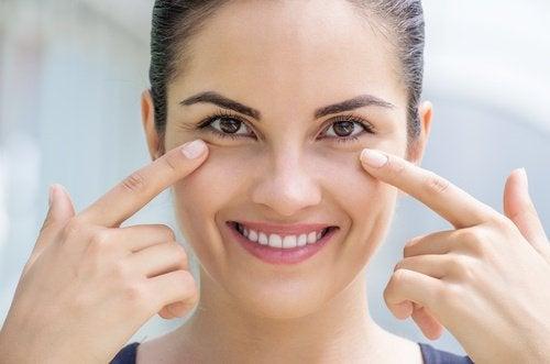Zdrowa skóra twarzy