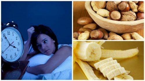 Bezsenność - 8 produktów, by zwalczyć ją naturalnie