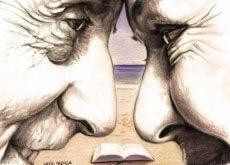 dwie twarze