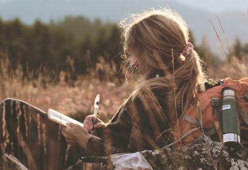 dziewczyna z pamiętnikiem