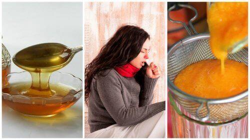 Flegma – syrop z marchwi i miodu na odkrztuszanie
