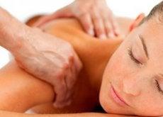 Mięsień czworogłowy - masaż pleców