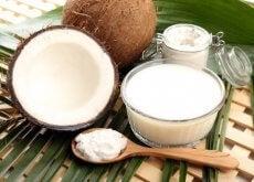 kokos i mleczko kokosowe