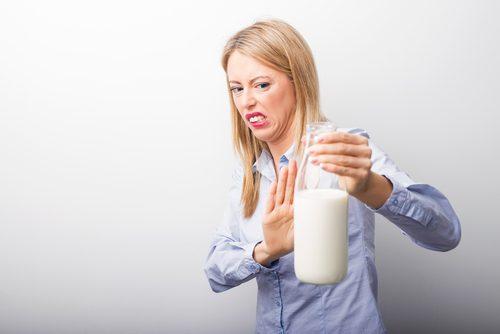 Niechęć do mleka