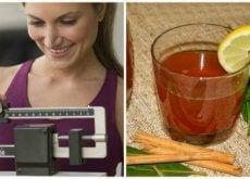 odchudzający napój z cynamonu i liści laurowych