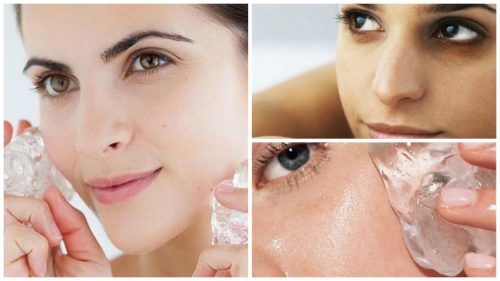 Okłady z lodu na skórę – 7 korzyści