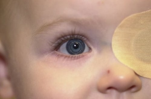 Oko dziecka