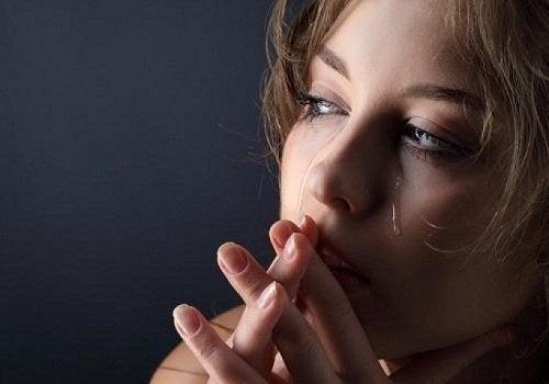 Płacz to najlepszy lek przeciwbólowy