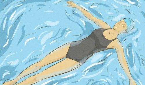 Pływanie – zobacz jak korzystnie wpływa na zdrowie!