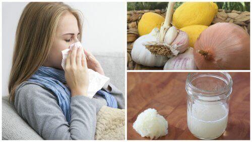 Cebula - najlepsza na przeziębienie i alergie!