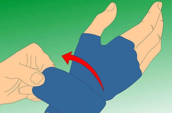 rękawice kompresyjne