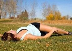 Rozciąganie na ból pleców