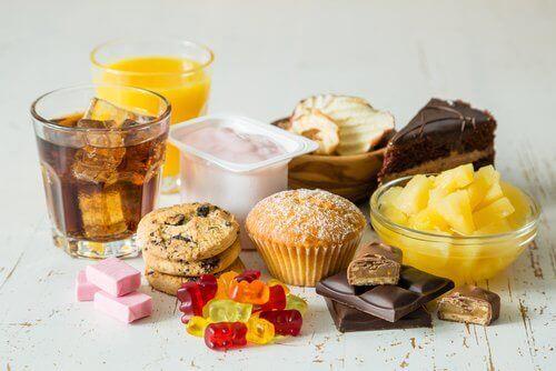 słodycze i ciastka