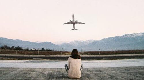 startujący samolot - jak odnaleźć cel w życiu