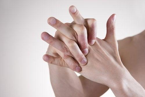 Stres - ćwiczenia dłoni