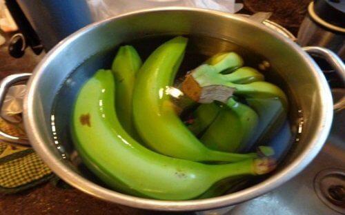 Wywar z banana
