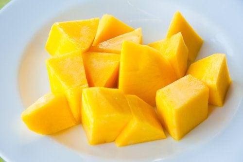 mango na kamienie nerkowe