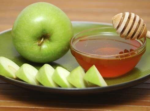 Jabłko i melon