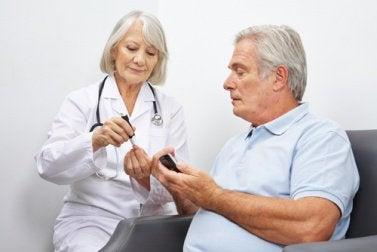 para starszych lekarzy