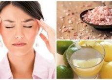 Migrena - domowe sposoby