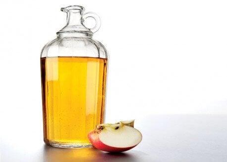 Ocet jabłkowy na swędzenie pochwy