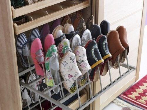 Przechowalnik na buty