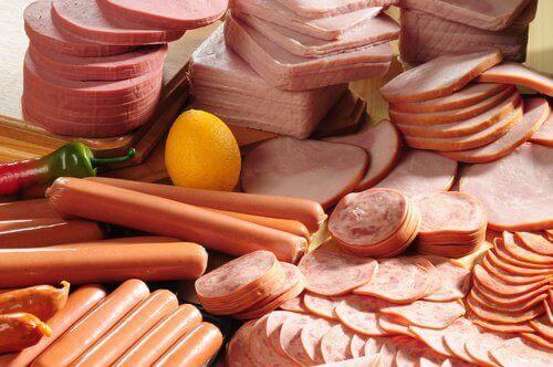 Przetwarzane mięso