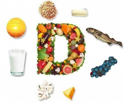 Witamina-D - ją również powinna zawierać dieta po 40-tce