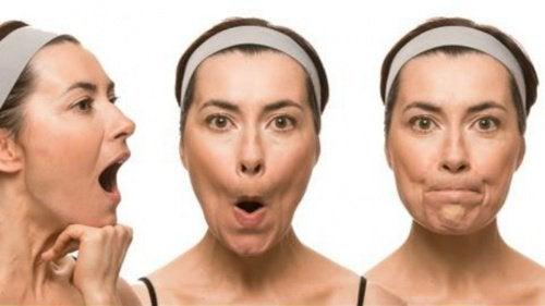 Zmarszczki i zwiotczenie skóry? Oto 7 ćwiczeń zapobiegawczych