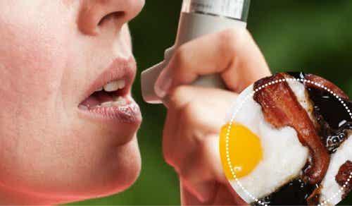 Astma - jakich produktów należy unikać
