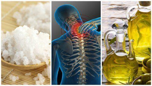 Ból stawów – wylecz go oliwą i solą morską