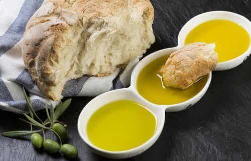 Chleb z oliwą z oliwek – idealne połączenie