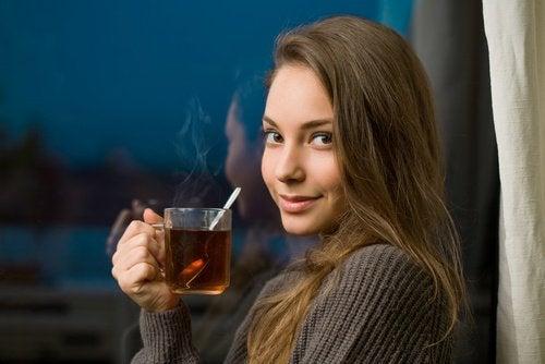 Herbata na trudności z zasypianiem