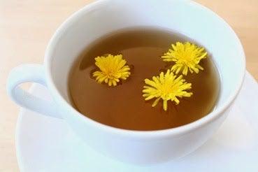 Herbata z mniszkiem lekarskim