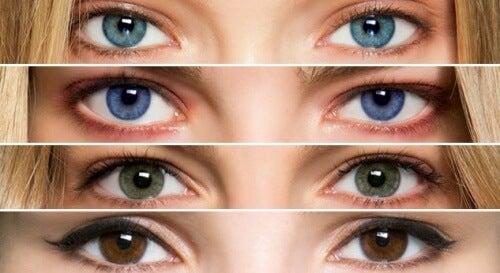Kolor oczu - co ujawnia na temat Twojego zdrowia?