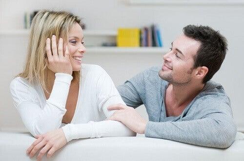 komunikacja w między partnerami