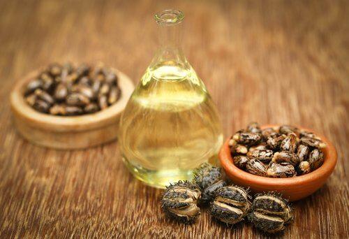 olej rycynowy i jego działanie na brwi