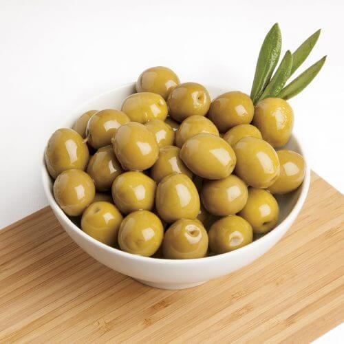witamina E w oliwkach