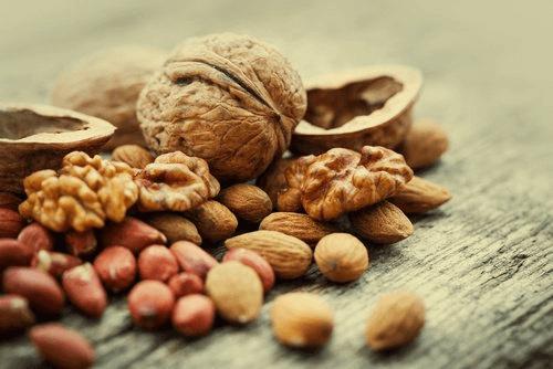 Orzechy włoskie nasiona jadalne