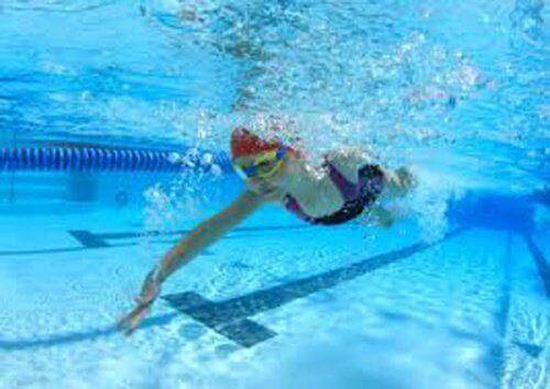 pływanie w basenie - szybka utrata wagi