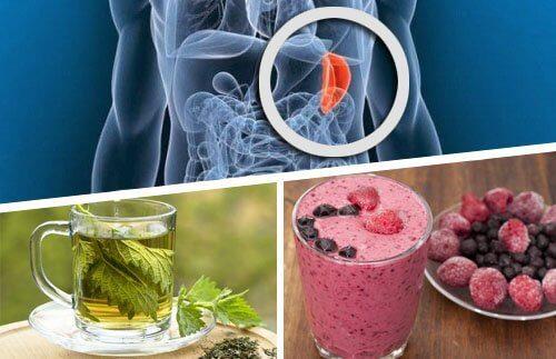 Powiększona śledziona Objawy I Leczenie Krok Do Zdrowia