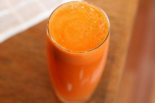 Naturalny sok owocowy