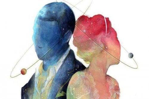 Dwoje ludzi - kobiety i mężczyźni