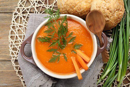 zupa spalanie tłuszczu