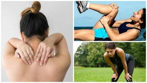 Ból mięśni to znak ostrzegawczy od ciała