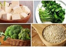 produkty zwierające białko roślinne