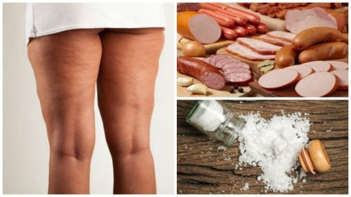 Cellulit – 7 produktów, których należy unikać, aby go zwalczyć