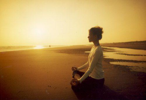 medytacja a stres