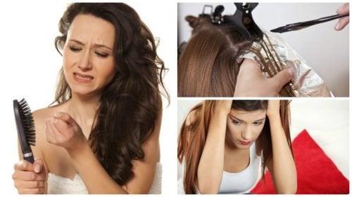 Nadmierne wypadanie włosów? Oto siedem możliwych przyczyn